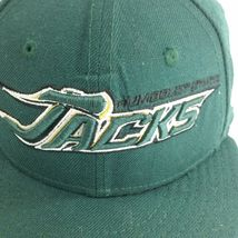 Humboldt State Lumberjacks HSU Fitted Cap Hat New Era 6 5/8 Jacks Wool 5950 image 3