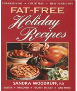 Holiday light fat free recipes thanksgiving christmas easter passover 4t... - $8.00