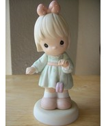 """1999 Precious Moments """"God Knows Are Ups And Downs"""" Figurine  - $24.00"""