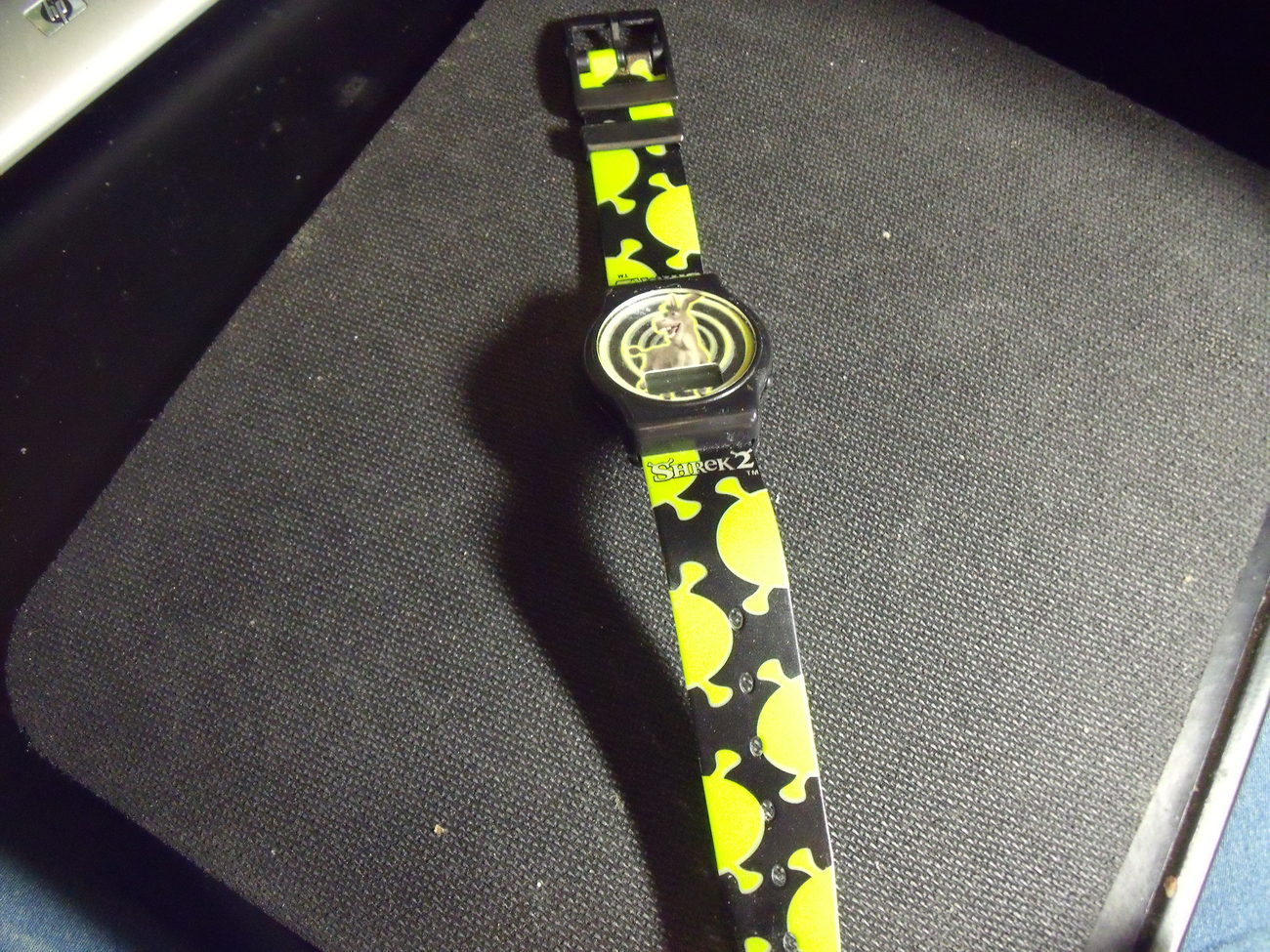 Shrek 2 Watch from General Mills with Donkey and 50 similar items