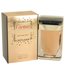 Cartier La Panthere Edition Soir by Cartier, EDP Women 2.5oz - $65.88