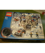 Lego #4748 Alpha Team Ogel's Mountain Fortress New SEALED - $434.78