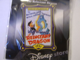 Disney 100 Years Of Dreams Pin - The Reluctant Dragon 1941 Pin #40 - $13.00