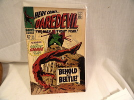 Daredevil #33 Behold the Beetle Comic Book  VG ... - $9.99