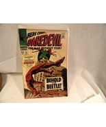 Daredevil #33 Behold the Beetle Comic Book  VG Conditon - $4.99
