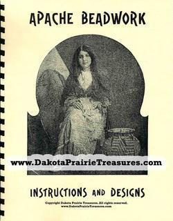 Beading Pattern Apache Bead Loom Patterns 1903 Victorian Edwardian Era Designs