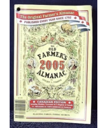 The Old Farmers Almanac 2005 Canadian Edition - $10.00
