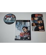 Tekken Tag Tournament PlayStation 2 Ps2 Case Manual Included Greatest Hi... - $6.99