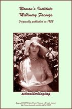 Millinery Book Make Flapper Era Hats Facings Linings Milliner Sewing Gui... - $12.99