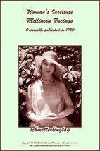 Millinery Book Make Flapper Era Hats Facings Linings Milliner Sewing Guide 1922 - $12.99