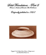 Millinery Book Make Flapper Hat Frames Foundations Hats 1921 Milliner Gu... - $12.99