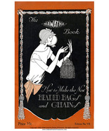 Flapper Era Book Beaded Purses Handbags Knit Crochet Patterns 1924 - $14.99
