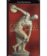 THE OLYMPIAD  Greatest Moments V: Those Who Endured, VHS - $3.95