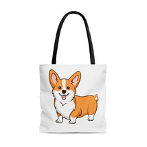 Pembroke Welsh Corgi AOP Tote Bag - $20.00