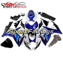 Blue White Black Lower Fairings For Suzuki GSXR600 GSXR750 2006 2007 K6 ... - $373.07