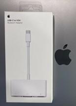 Apple USB-C VGA Multiport Adapter - White - *Genuine Apple Product* - $59.35