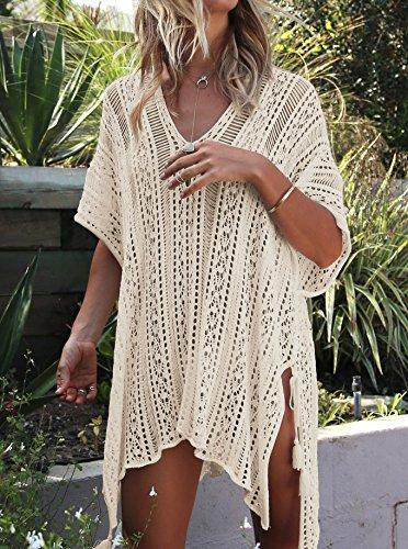 3c579b3970d4 Jeasona Women s Bathing Suit Cover Up Beach and 15 similar items