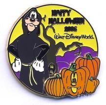 Disney Halloween Costume Cloak Goofy with Pumpkins Limited Edition 2500 pin - $9.79