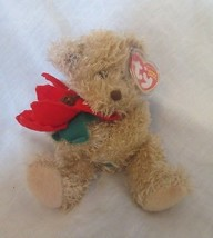 Ty Beanie Baby 2005 Holiday Teddy 13th Generation Hang Tag 2004 Ages 3+  - $5.93