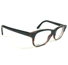 Marc by Marc Jacobs Black Brown Rectangular Eyeglass Frames MMJ588 UVP 5... - $37.40