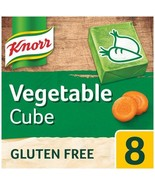 Knorr Vegetable Stock Cubes 8 x 10g - $4.75