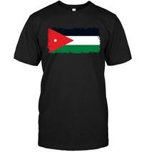 Jordan Flag T Shirt with torn edges - $17.99+