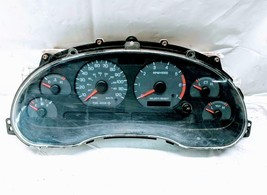 1999-2004 Ford Mustang 120mph Gauge Instrument Cluster Tested Good Unkno... - $71.99