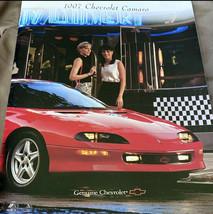 1997 Chevrolet camaro Sales Brochure - $5.69