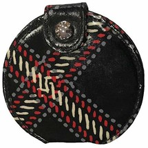 Vera Bradley Compact Pocket Mirror in Minsk Plaid - $13.86