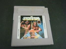 WWF Superstars (Nintendo Game Boy, 1991) - Game Only!!! - $12.86