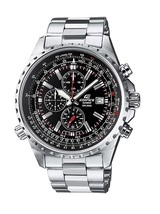 Casio Mens Edifice Chronograph Watch EF-527D-1AVEF - $184.09 CAD