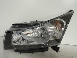 Fits Chevrolet Cruze Driver Lh Halogen Headlight By Eagle Eye D97L - $92.15