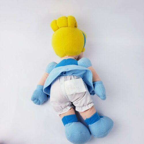 Disney Store Cinderella Toddler Baby Plush blue dress #t11 image 2