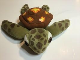 "Disney Parks Store Authentic Original 11"" Finding Nemo Squirt Sea Turtle... - $19.79"
