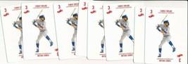 2019-2020 Topps 52 Card Baseball By Kenny Mayne Lot of 8 Chris Taylor - $3.50