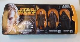 Anakin Skywalker EVOLUTIONS Action Figure Star Wars Hasbro Darth Vader b... - $20.53