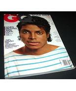 GQ Gentlemen's Quarterly Magazine Sept 2009 MICHAEL JACKSON Rare Photos - $11.99
