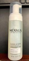 Nexxus Clean & Pure Nourishing Detox Conditioning Foam For Fine/Thin Hai... - $12.19