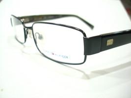 Tommy HIlfiger Eyeglasses TH 3453 Black Authentic 53-17-140 - $70.08