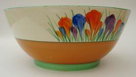 Clarice Cliff Bowl - Crocus Design - $416.00