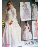 McCalls 6334 New  PatternWomens Dress 14 to 18 Wedding Party - $9.95