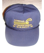 """Men's Clothing, shoes and accessories - Ball Cap """"First In Safety"""" Pgh ... - $7.95"""