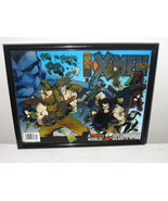 X-Men Comic Cover Framed Photo - $11.99