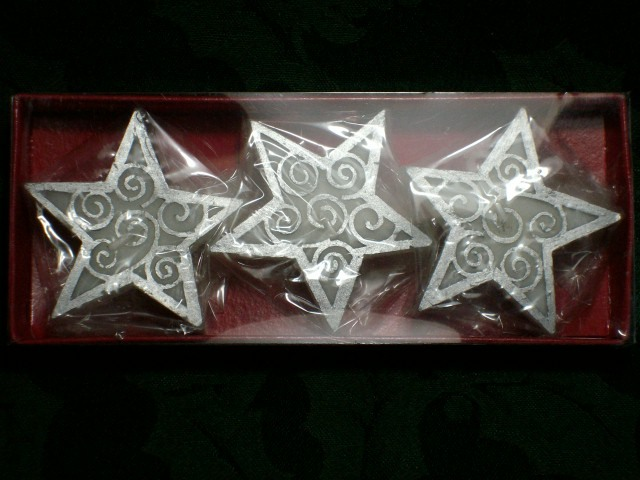 STAR FLOATER CANDLES from World Market - Brand New In Package