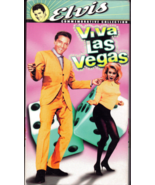ELVIS VIVA LAS VEGAS w/ ANN MARGRET Commemorative Collection (VHS, 1963) - $3.95