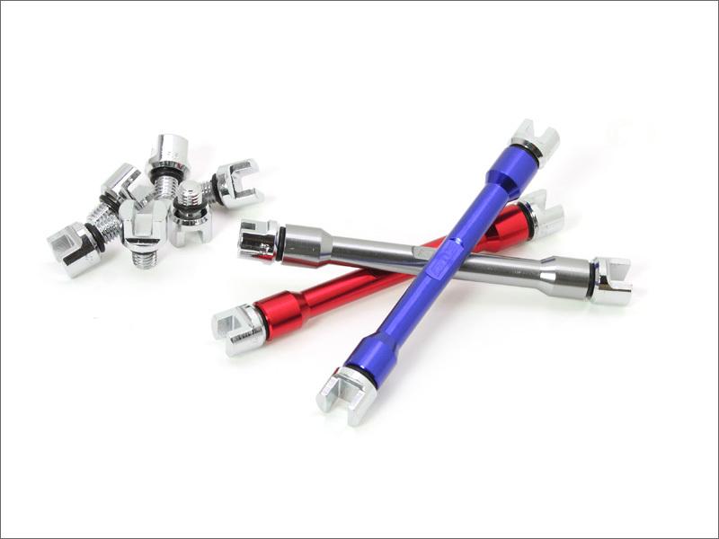DRC Pro Spoke Wrench 4.0-6.2mm YZ80 YZ85 PW50 CRF50 CRF70 CRF80 KX65 KX85 CR85