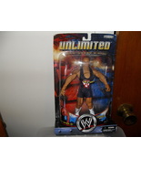2002 WWE Curt Angle Figure In The Package - $54.99
