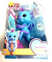 WowWee Fingerling Baby Dragon Tara 40 Plus Sounds Electronic Toys Fun - $23.44