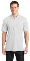 Port Authority K555 Men's Soft Stretch Polo Shirt - White - $17.58+