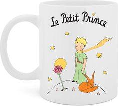 The Little Prince 13 Oz Ceramic Mug With C-handle Microwave & Dishwasher Safe  image 1